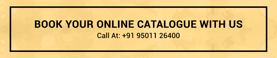 Get order booking online. Make trade easy and quick!! - Book Your Online Catalogue With Us