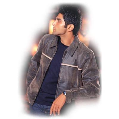Short Length Zipper Jacket