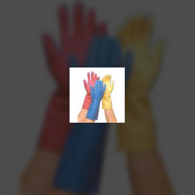 Dipped Latex Glove