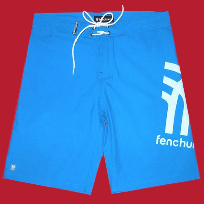 Fenchurch Swim Short Blue