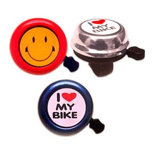 Love Bicycle Bells