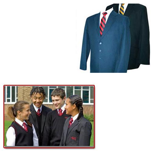 Blazers for School
