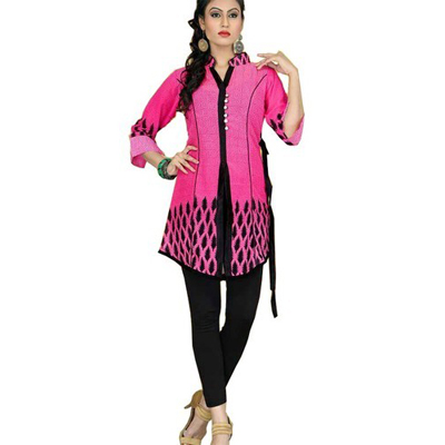 Chiffon Party Wear Kurti
