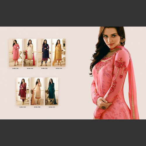 NYSA NEW ARRIVAL LATEST DESIGNER STRAIGHT SUIT