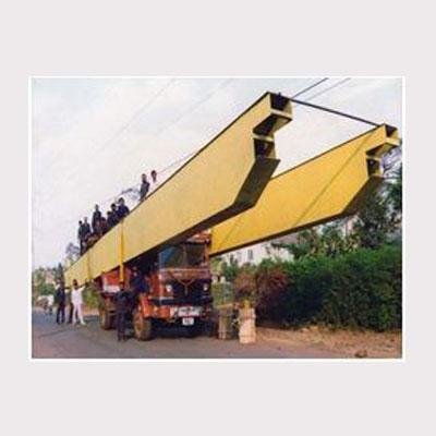 EOT and Grab Crane