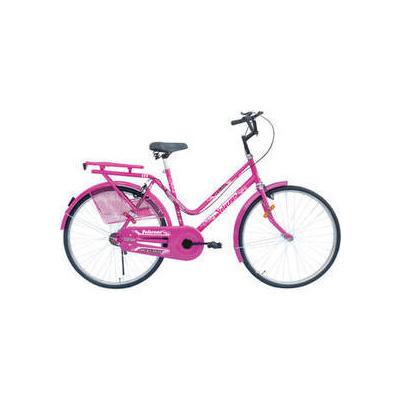 Velorean Single Speed Bicycle-Pink