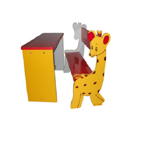 Giraffe Student Bench