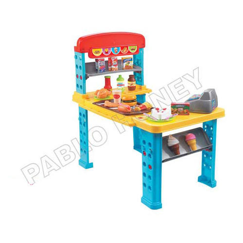 Super Market Toy Play Set - Kids Toys