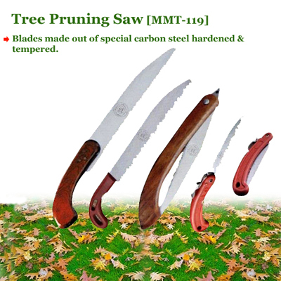 Tree Pruning Saw