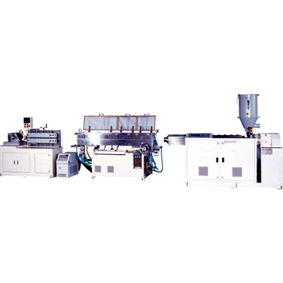 Mono-Layer Extruder & Cutting Machine