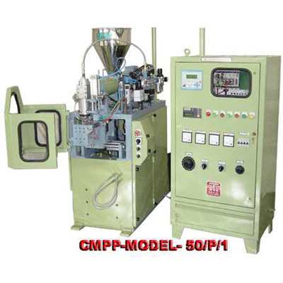 CMPP-Model-50/P/1, Blow Moulding Machine