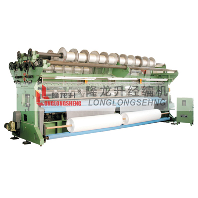 SGE2318TL single needle bed warp knitting machine