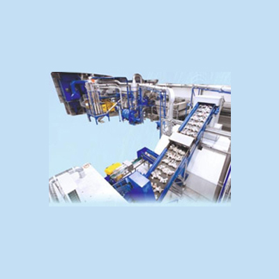 PET bottle Recycling plant in India