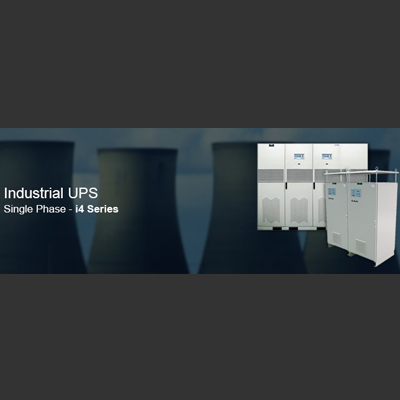 Industrial UPS - Single Phase - i4 Series