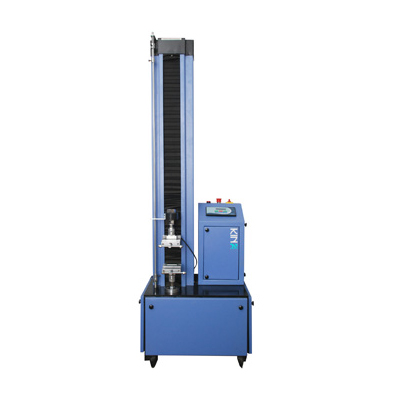 Single Screw Universal Tensile Testing Machine