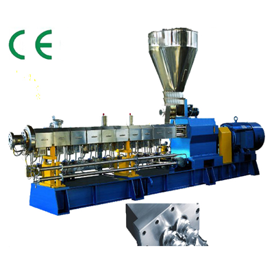 SHJ-95B Parallel Co-rotating Twin Screw Extruder