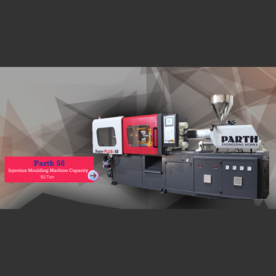 Injection Moulding Machine, Parth 50