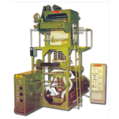 HM-HDPE, LLDPE, LDPE Blow-up Super High-Speed Film Making Machine