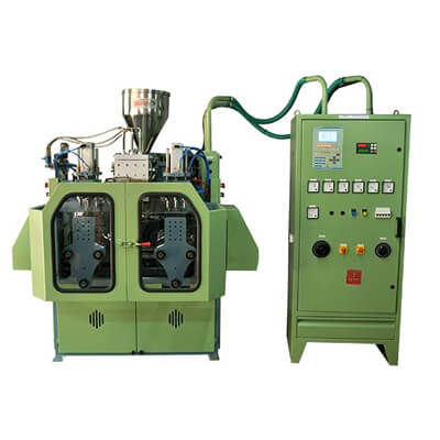 50ML SINGLE STATION BLOW MOULDING MACHINE