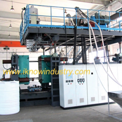 1000L 4 Layers Water Tank Blow Moulding Machine