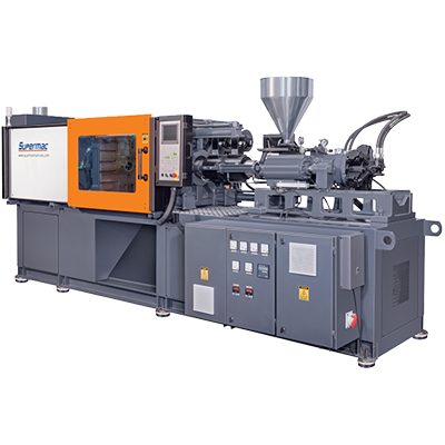 DIRECT CLAMPING – INJECTION MOLDING MACHINE