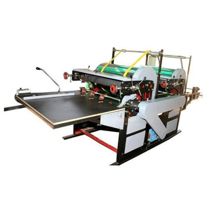 PP Woven Bags Flexographic Printing Machine, Capacity: 35 Piece/Min