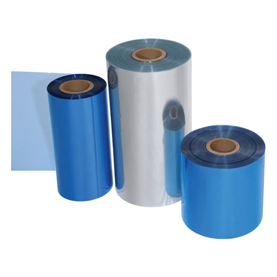 PVC HEAT SHRINK FILM ROLL FOR LABEL PRINTING