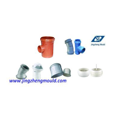 PVC COLLAPSIBLE PIPE FITTING Moulds