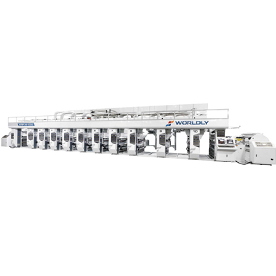 Rotogravure Printing Machine WRP-HI Series