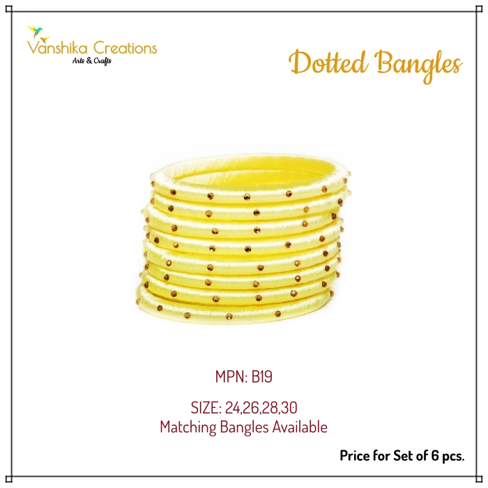 Dotted Bangles