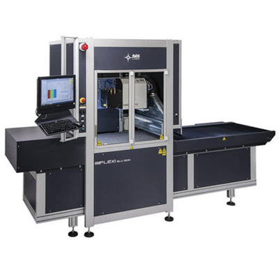 Galvo Type Metal Tube Laser Cutting Engraving Machine