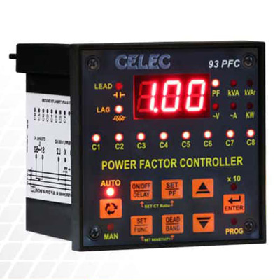 93PFC – Power Factor Relay
