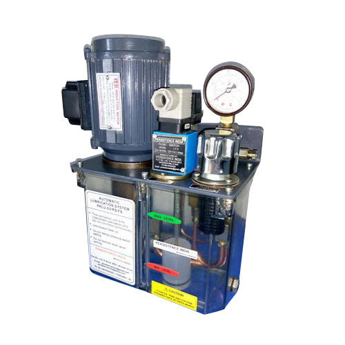 Motorised Lubrication Units (Single Phase / Three phase)