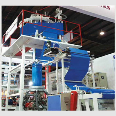 Two Layer & Three Layer Film Plant