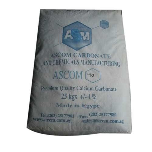 ASCOM 40 Calcium Carbonate