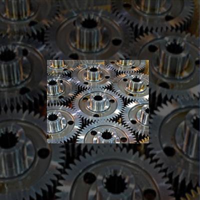 Ring Gears (1401)