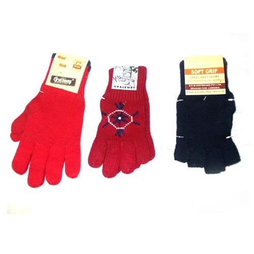 Finger Cut Gloves