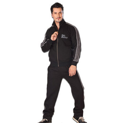 Men Track Suits Fleece