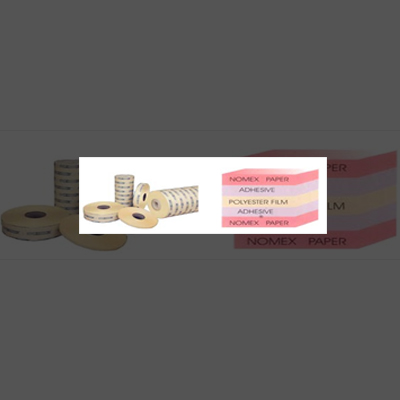 POLYESTER FILM / NOMEX PAPER FLEXIBLE COMPOSITE MATE