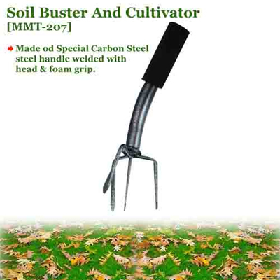 Soil Buster And Cultivator