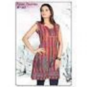Skin Friendly Designer Cotton Kurtis