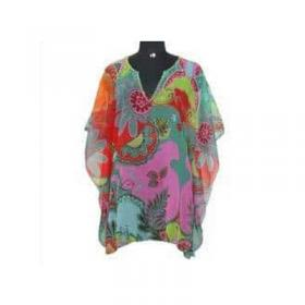 Beach Wear Embellished Kaftan