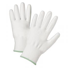 White Pu Gloves