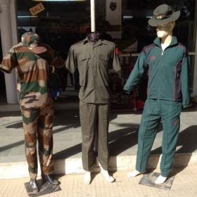 Defence Uniforms & Accessories