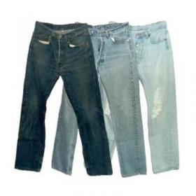 Men's Rugged Jeans