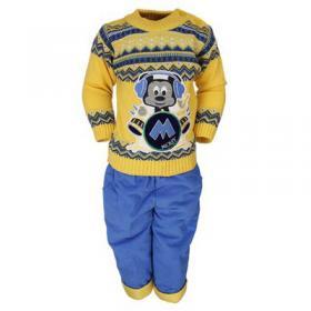 Knitted Kids Wear