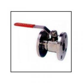SS Single Piece Flanged End