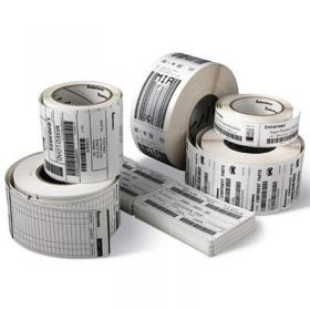 Polyester Barcode Sticker