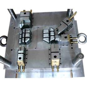 Mould with Slider Attachment