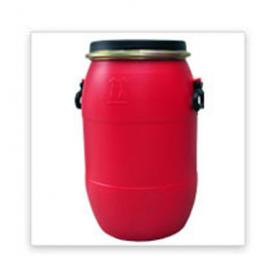 30 Ltr Open Top Threaded & Ring Type Drum